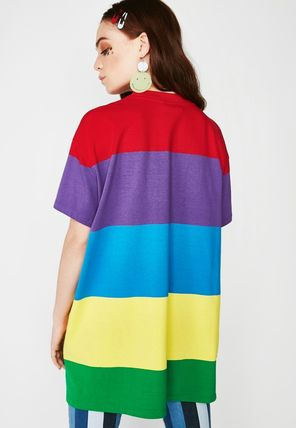 LAZY OAF Tシャツ・カットソー 可愛すぎる☆レインボー∞Tシャツ∞LAZY OAF(4)