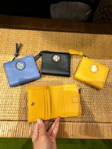 即発 TORY BURCH★WHIPSTITCH LOGO MINI WALLET 48364