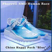 "【adidas】中国限定 激レア HU NMD China Happy Pack ""Blue"""