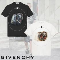 【GIVENCHY】人気◆モンキープリントTシャツ