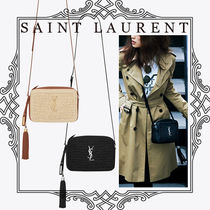 SAINT LAURENT MONOGRAMME LOU SATCHEL 日本限定 すぐ届く