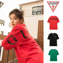 Guess(ゲス) Tシャツ・カットソー GUESS★日本未入荷★LOOSE FIT BACK LOGO TEE 3色