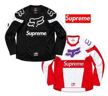 ★Supreme★  Fox Racing  Moto Jersey Top 18SS  WEEK 12