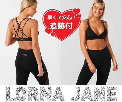 Lorna Jane フィットネストップス ★追跡有【Lorna Jane】Second Skin Bralette★