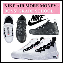 大人もOK★NIKEAir More Money GS エアモアマネー★Unisex
