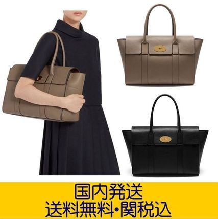 Mulberry ハンドバッグ 【国内送・関税込】新作!Mulberry☆BAYSWATER バッグ