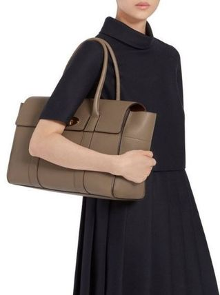 Mulberry ハンドバッグ 【国内送・関税込】新作!Mulberry☆BAYSWATER バッグ(7)