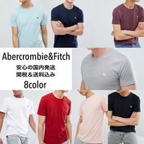 Abercrombie&Fitch/Moose刺繍 Tシャツ 8カラー