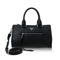 PRADA★ Vitello Phenix Small Shopping Bag_1BB022 2E8K F0002