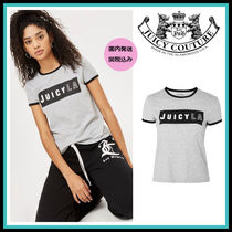 Juicy by Juicy Couture★半袖LOGO T-SH★国内発送