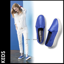 Keds(ケッズ ) スニーカー ★追跡付【KEDS】TRIPLE DECKER EXOTIC SHIMMER