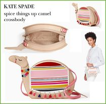 【Kate Spade】ラクダさん★spice things up camel crossbody