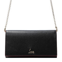 【関税負担】 CHRISTIAN LOUBOUTIN CHAIN WALLET