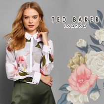 "【TED BAKER】""GWENA""花柄ワイシャツ 2018SS【関税込】"