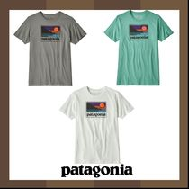 【Patagonia】 メンズ Up & Out Organic Tシャツ ♪