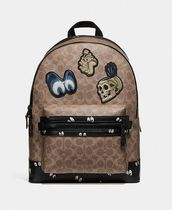 Coach ◆ 32665 Disney x Coach Academy backpack in signature