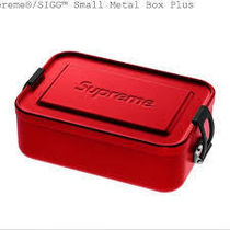 18' SS Supreme [Small] Metal Box plus Red Storage