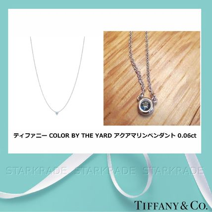 new styles 3fabe e6865 [Tiffany & Co] Color By The Yard アクアマリン 0.06ct