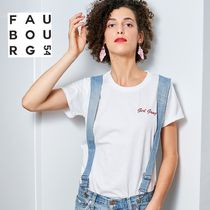 FAUBOURG54(ファーバーグ54) Tシャツ・カットソー ☆日本未入荷FAUBOURG54★オリジナル Girl Gang BrodTシャツ
