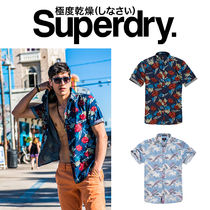 Superdry(極度乾燥しなさい)☆マイアミ風 ポロシャツ☆選択2色