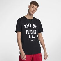 NIKE JORDAN SPORTSWEAR 913019-010 CITY OF FLIGHT TEE BLACK