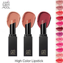 高鮮明・高密着♪JUNGSAEMMOOL■High Color Lipstick 全21色