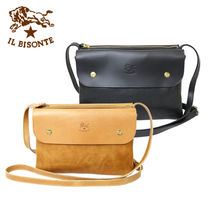 IL BISONTE 【イルビゾンテ】 ミニショルダーバッグ  A2568