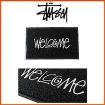 新作18SS!!日本未入荷☆STUSSY☆PVC WELCOME MAT