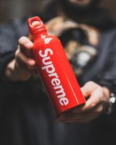 【国内即発】Supreme/SIGG Traveller 0.6L Water Bottle 18SS