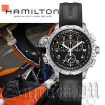 ★安心追跡付★Hamilton KHAKI AVIATION X-WIND H77912335