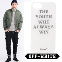 OFF-WHITE プリント iPhone7/8ケース