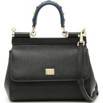 DOLCE & GABBANA Small Sicily Bag BB6003AI352