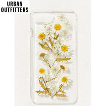 Urban Outfitters iPhone 6/6s/7/8 デイジー押し花 ケース