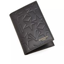 ★GIVENCHY★EMBOSSED STAR LOGO  黒 送料 関税込★
