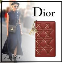 Dior ディオール LadyDior CLASP RED IPHONE 7 スマホケース