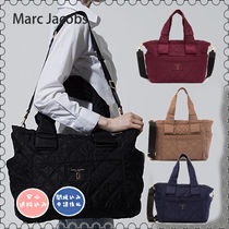【Marc Jacobs】Diamond Quilted マザーバッグ M0011199 (関税込