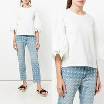 ∞∞See by Chloe∞∞ bell sleeved Tシャツ☆ホワイト