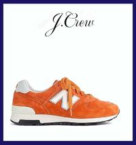 *NEW BALANCE* for J.Crew 1400 sneakers in orange