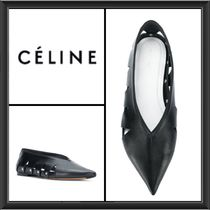 ★★CELNE《セリーヌ》CUT OUT POINTED TOE SHOES 送料込み★★