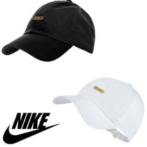 ★Nike★FC★CAP★H86-Black&White★Metallic Gold★