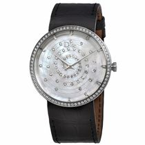 Dior(ディオール) La D De Mother of Pearl Diamond Dial Ladies