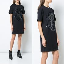 ∞∞Coach∞∞ X Keith Haring embellished Tシャツ☆ブラック