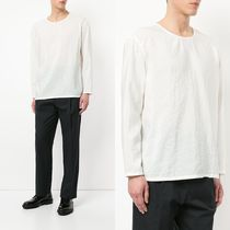 LEMAIRE(ルメール) Tシャツ・カットソー ∞∞LEMAIRE∞∞ lightweight jersey トップス☆ホワイト
