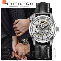 ★安心追跡付★Hamilton  RAILROAD SKELETON H40655751