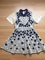 SRETSIS All hearts over the dress US8 (NEW)まれな製品!