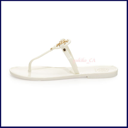 Tory Burch サンダル 【国内発送】Mini Miller Jelly Thong Sandal セール(3)