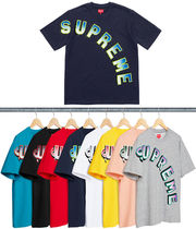 Week13新作!SUPREME18SS★Gradient Arc Top