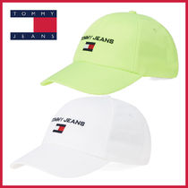 NEW☆Tommy Jeans(トミージーンズ)ロゴ入り キャップ 2color