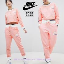 【Nike】Exclusive To ASOS Archiveロゴスウェット*パンツセット
