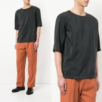 LEMAIRE(ルメール) Tシャツ・カットソー ∞∞LEMAIRE∞∞ boxy Tシャツ☆グレー